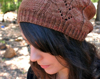 Reversus Hat knitting pattern