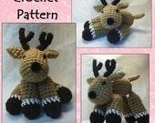 PATTERN-Olive the Other Reindeer
