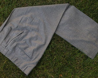 Fantastic Oxxford flannel trousers