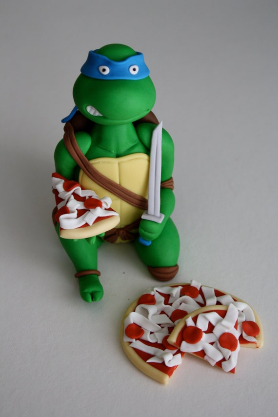 Tmnt Wedding Cake Topper