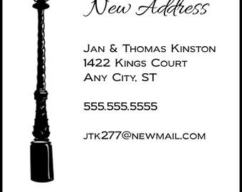 Lampost New Address Announcement