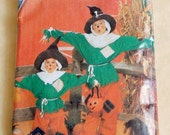 Wizard of Oz Scarecrow Pattern - Halloween costume pattern - All Sizes Included