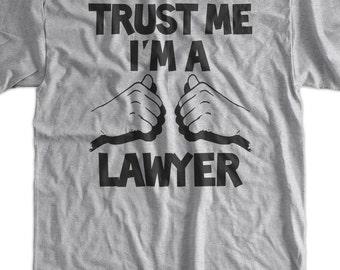 Lawyer T-Shirt I'm A Lawyer T-Shirt Screen Printed T-Shirt  Mens Womens Ladies Youth Kids Geek Funny