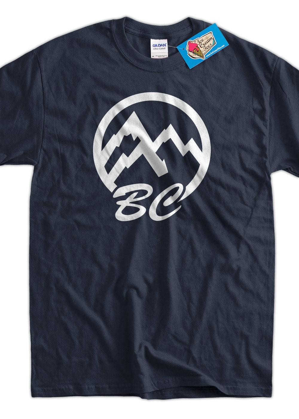 Bc british columbia canada t shirt screen printed tee shirt for Where to screen print shirts