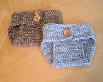 Crochet Diaper Cover, CUSTOM Made Diaper Cover, Newborn Diaper Cover, Baby Shower Gift, Photo Prop