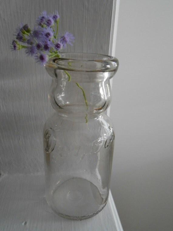 Vintage Milk Jar