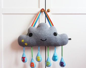 Personalised Baby Name Cloud