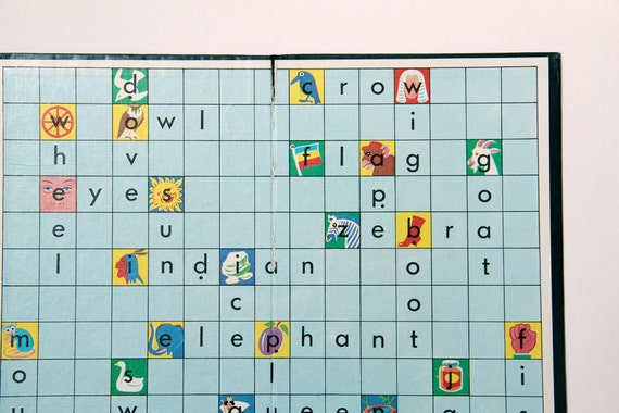 Scrabble Vintage - Megableu - ToysRUs