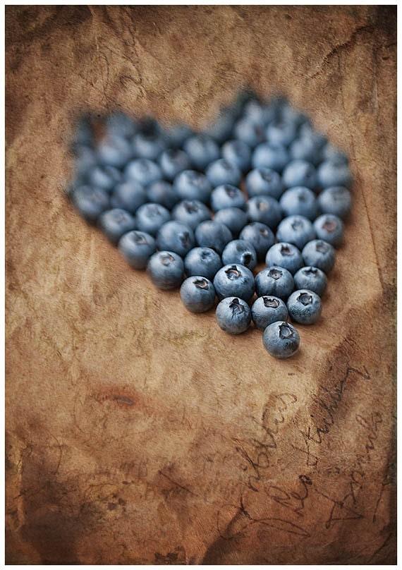 Https Www Etsy Com Listing 161432139 Kitchen Wall Decor Blueberry Wall Decor
