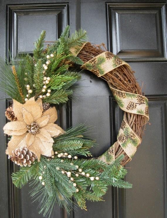 pinterest xmas wreath ideas   just b.CAUSE