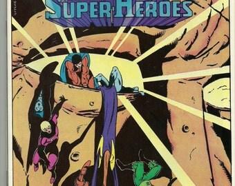 DC Comic Book - Legion of Super Heroes - Annual #3- 1984 - Very Fine Condition - DC Comics