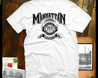 Manhattan Beach Brooklyn N.Y.  T-shirt