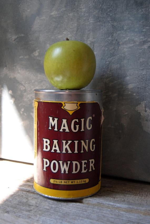 magic baking powder - photo #24