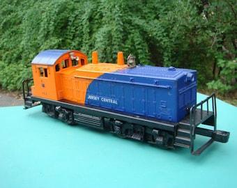 Lionel Trains Jersey Central Locomotive Switcher 611