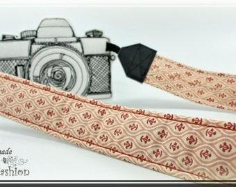 Camera strap, camerastrap, DSLR, retro