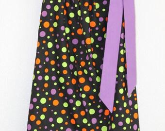Halloween Pillowcase Dress Size 7