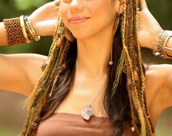 Headdress Goddess Gaia