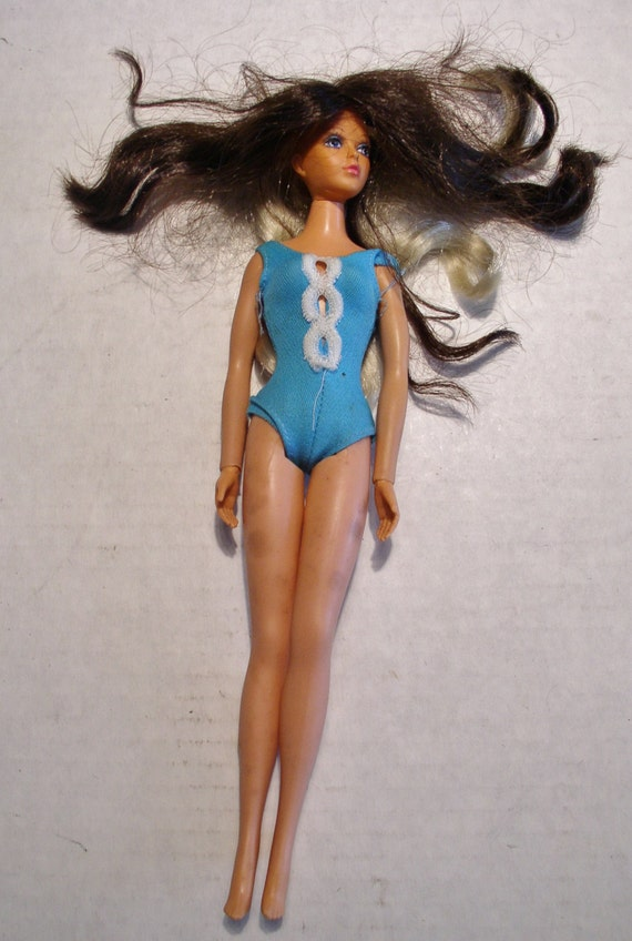 1975 Tuesday Taylor Doll Blonde Amp Brunette Hair By Ideal With