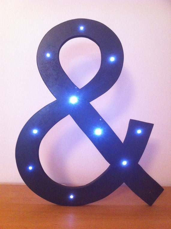 luminous letter - decorative articles - letter light