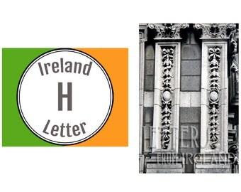 Ireland Alphabet Photography: Letter H Photograph