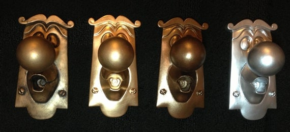 Items similar to alice in wonderland doorknob disney prop for Alice in wonderland door knob disney decoration