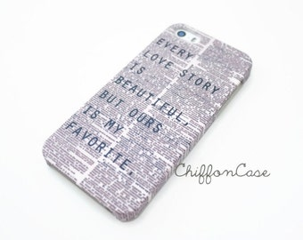 popular items for quote iphone 4 case on etsy