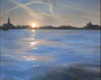 """11x14"""" Custom Acrylic Painting, Any Subject"""