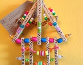 House of Beads Bird Toy (approx. 5 x 9 inches)