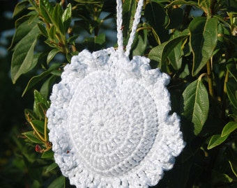 Handmade Crochet Ornament