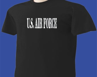 U.S. Air Force T-Shirt United States Military Armed Forces USAF