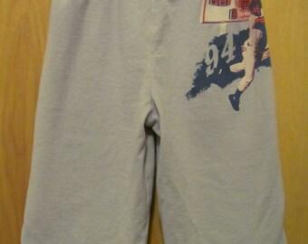Baseball Lounge Pants, size 12 - 18 months