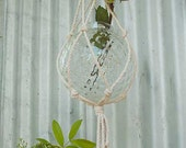 DIY Macrame Plant Hanging Kit: Mint and Lilac