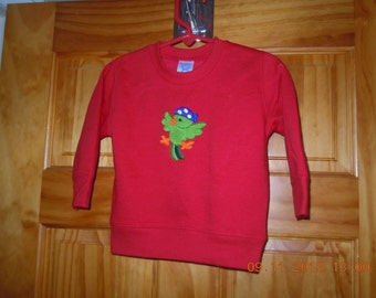 Baby sweatshirt-size 18mos-Polly Pirate