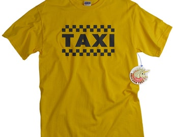 Taxi Driver Shirt Gold Taxi shirt funny gift for parents who drive their kids everywhere gag gift for mom or dad