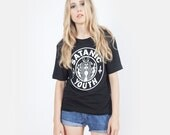 Satanic Youth Mermaid T-Shirt Black UNISEX Sizes S, M, L, XL