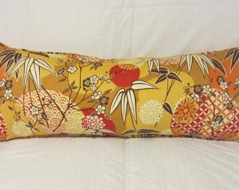 Extra Long Decorative Lumbar Pillow : 14 x 36 pillow Etsy