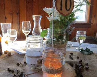 DIY - Aluminum Hooks for Hanging Centerpieces