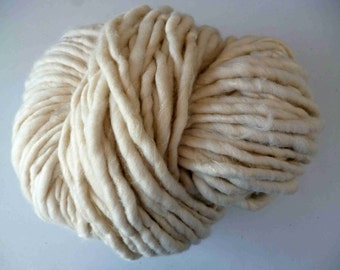 ... yarn, super chunky yarn, wool yarn, bulky yarn, white yarn, British