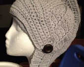 Viking Helmut Hat Crochet...