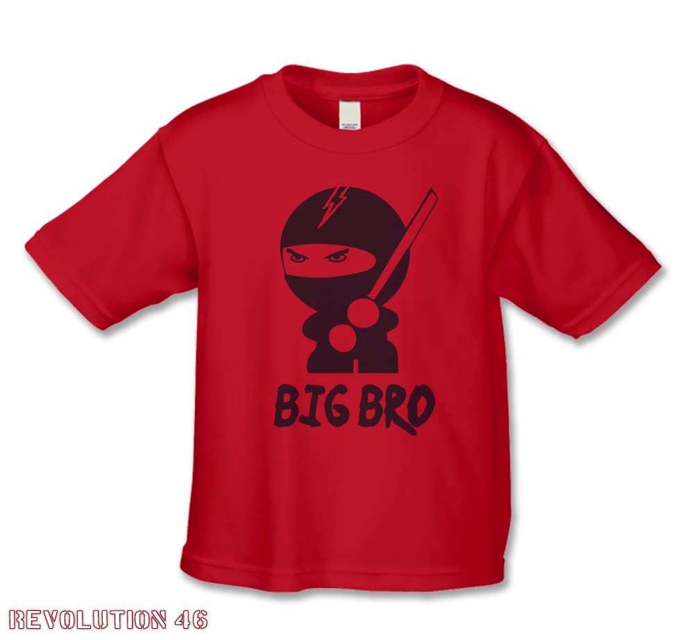 Design your own t-shirt maker - Big Brother Shirt Ninja Big Bro T Shirt Personalized Shirt Create Your Own Sibling Family Matching Shirt Set Ninja Birthday Party