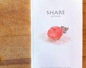SHARE | vegan + gluten-free cookbook for the autumn season