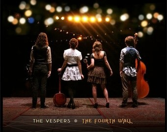 The Fourth Wall CD - 2012