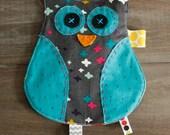 Crinkle Owl - Plus