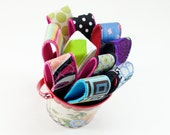 Wristlet Key Chains - 10 for just 40 Dollars! Bulk Discount Key Chains - Wholesale Lot  Wrist Key Chains in Cool Colors