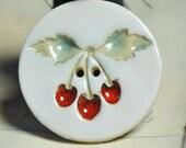 cherry sew on button