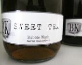 Body Wash SWEET TEA Bubble Bath ... Black Kettle
