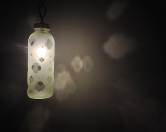 Bottle Lotus Lantern