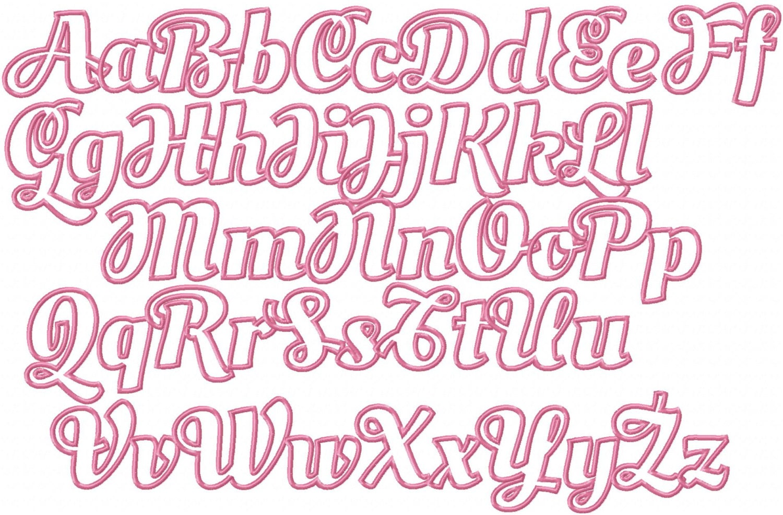 Install free circle monogram font best cars