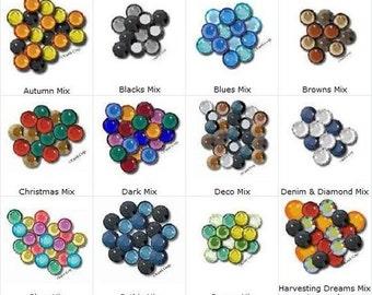 Hot Fix Swarovski Crystals - 3mm or 4 mm
