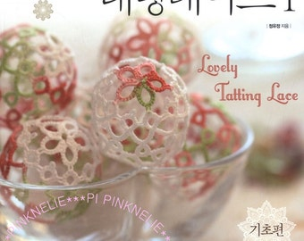 TATTING LACE n1 - Craft Book